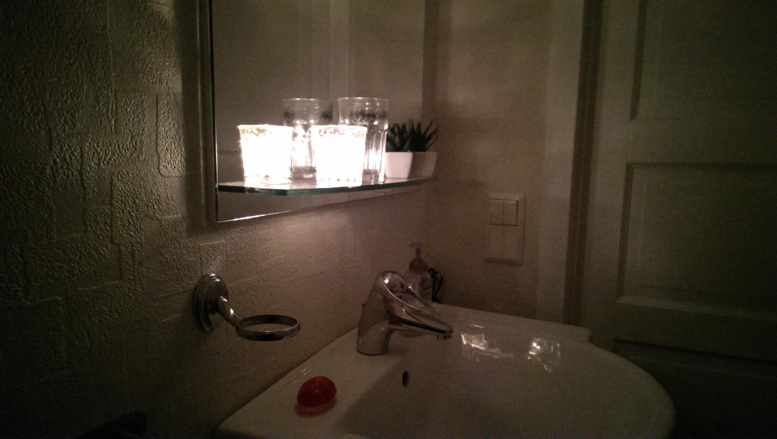 HTC One: Mørkt rom