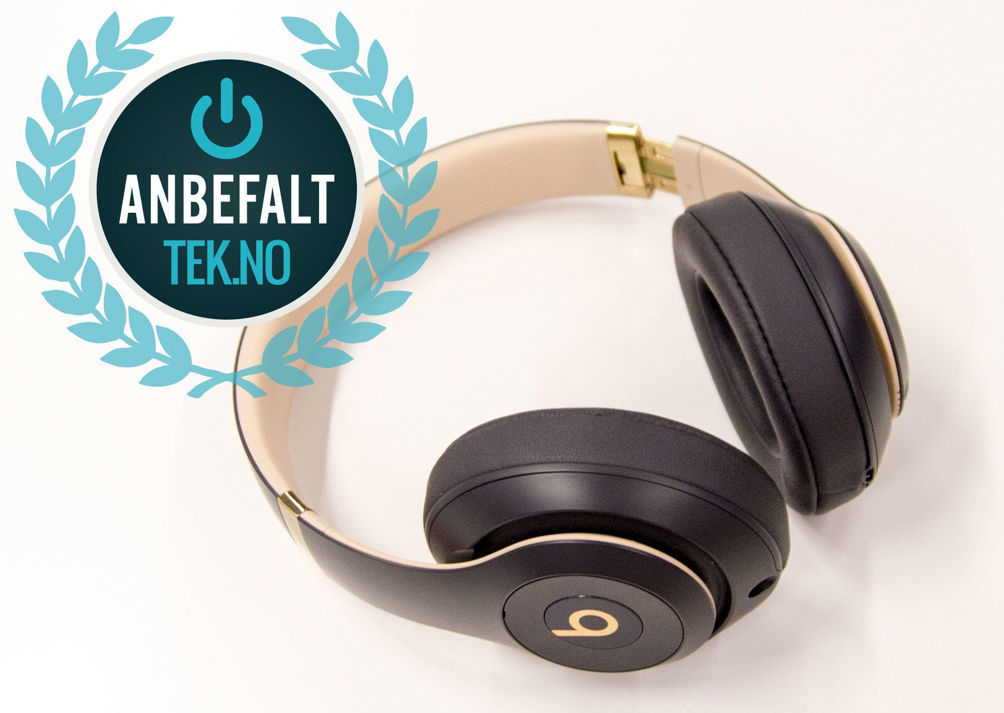 Vi kan trygt anbefale deg disse klokkene fra Beats. Bilde: Ole Henrik Johansen / Tek.no
