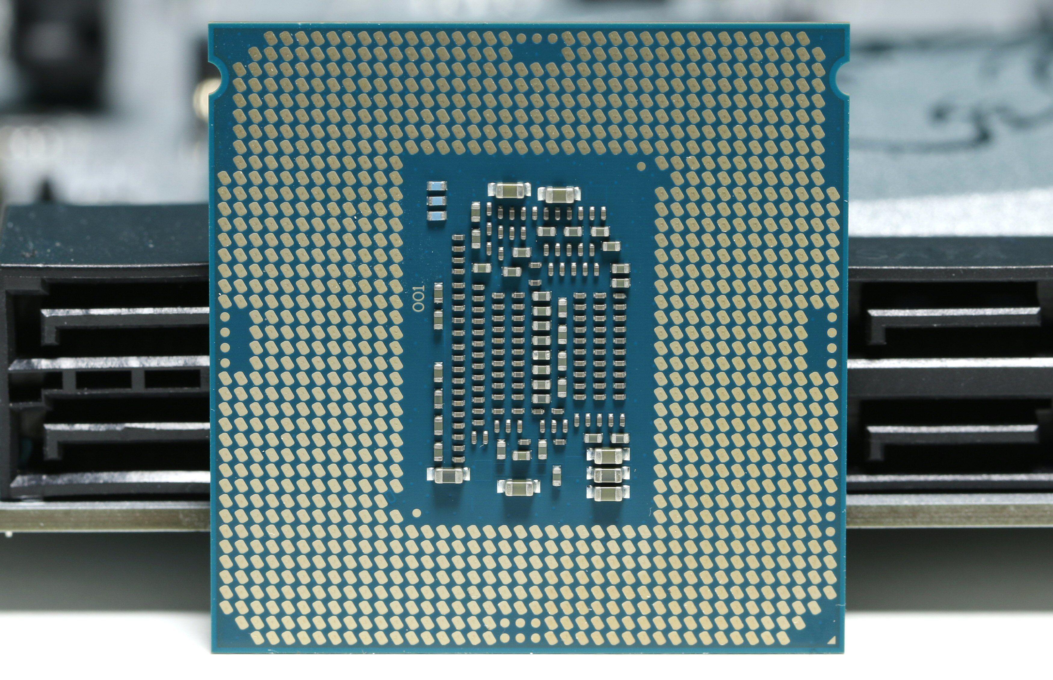 Intels Kaby Lake-prosessorer benytter seg av sokkel LGA 1151.