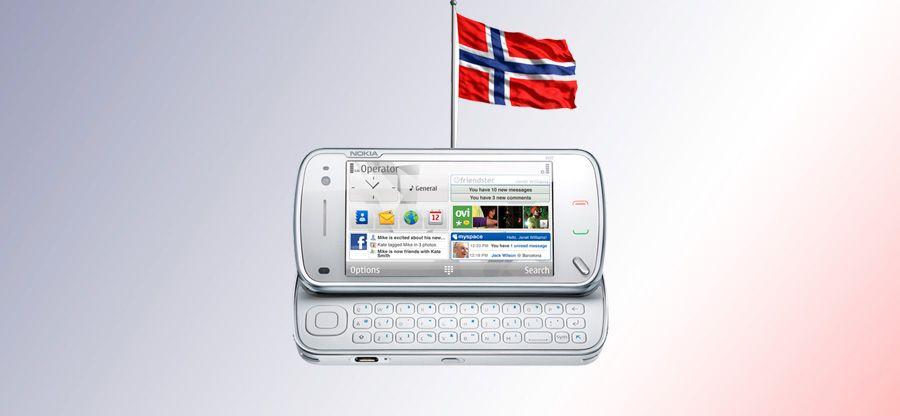 Norske N97-kunder var prøvekaniner