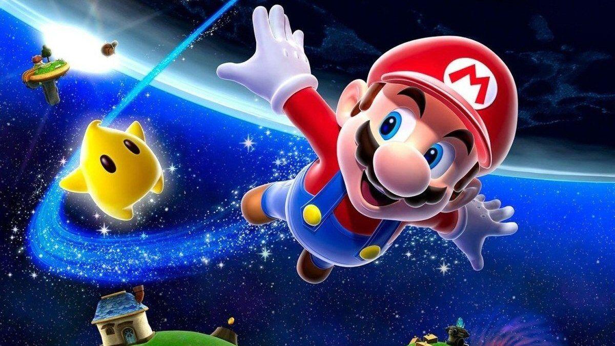 Super Mario Galaxy kan komme til Switch i år.