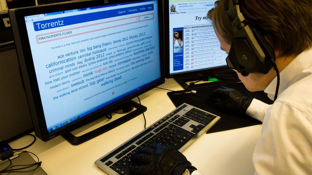 Rettighetsalliansen vil jakte norske nettpirater.Foto: Hardware.no