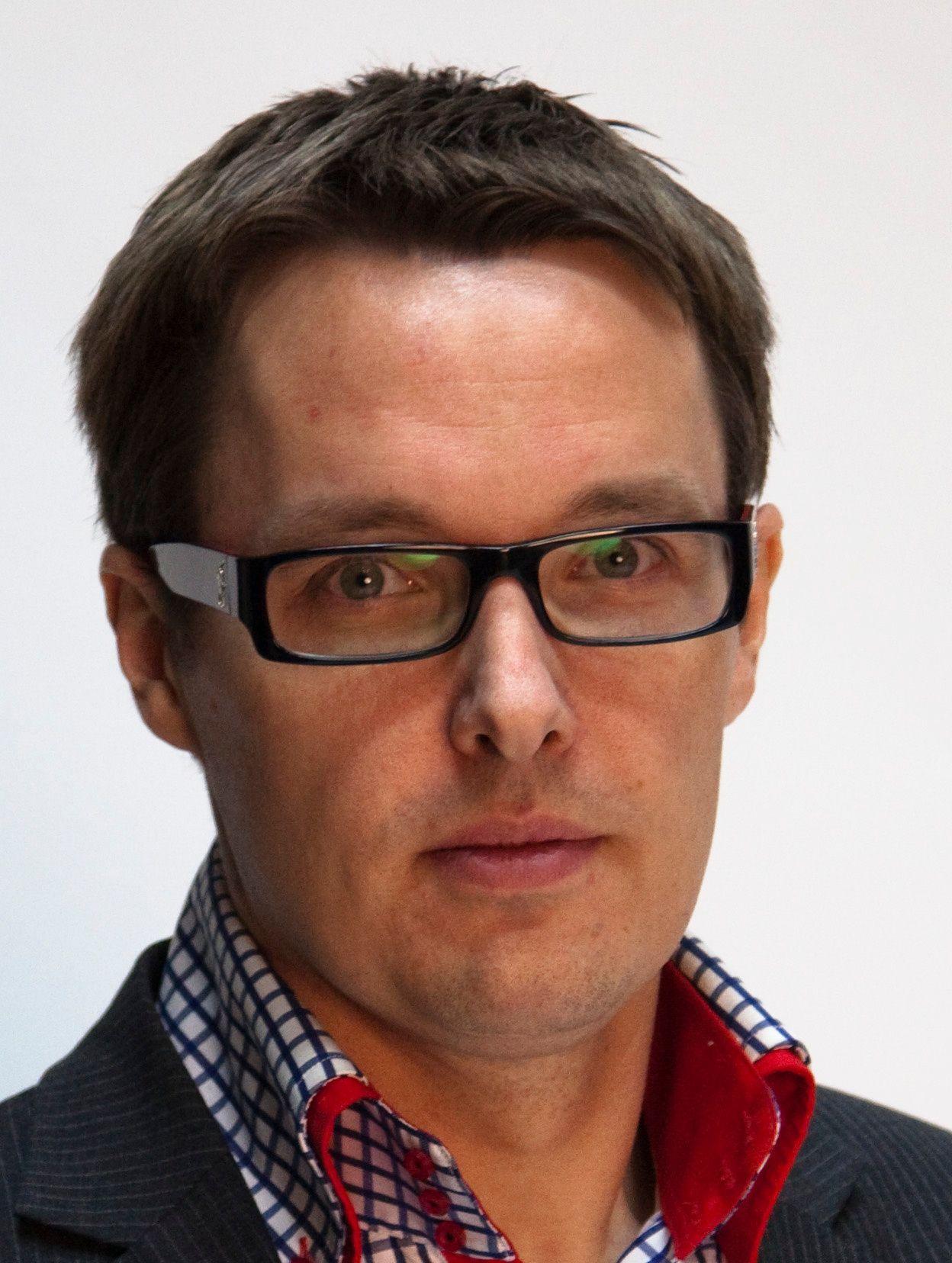 Professor Jukka Manner ved universitetet i Aalto. .Foto: Netradar
