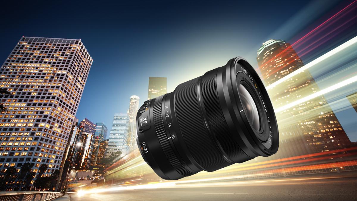 Fujifilm annonserer vidvinkelzoom