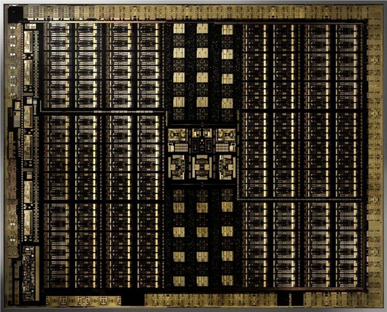 Slik ser de nye grafikkbrikkene basert pa Turing-arkitekturen ut.
