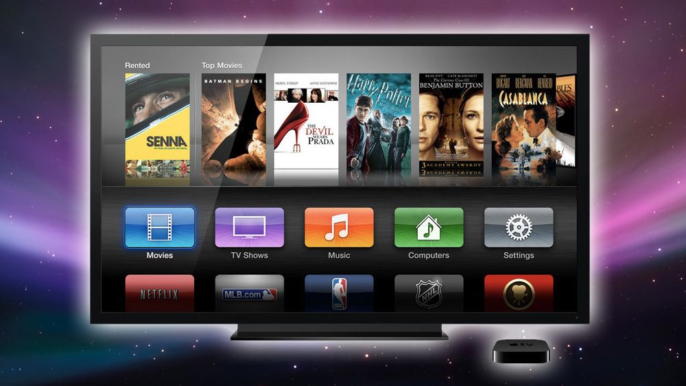 – Apple vinner TV-krigen