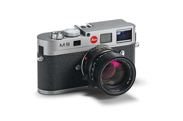 Leica M9, selve kongen blant speilløse systemkameraer.