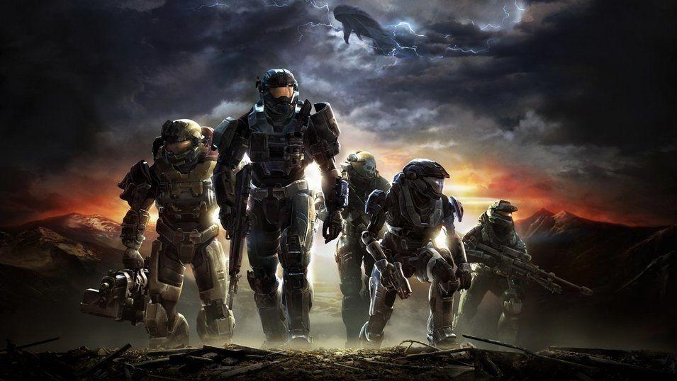 Halo-serien blir neppe å se hos konkurrentene med det første...