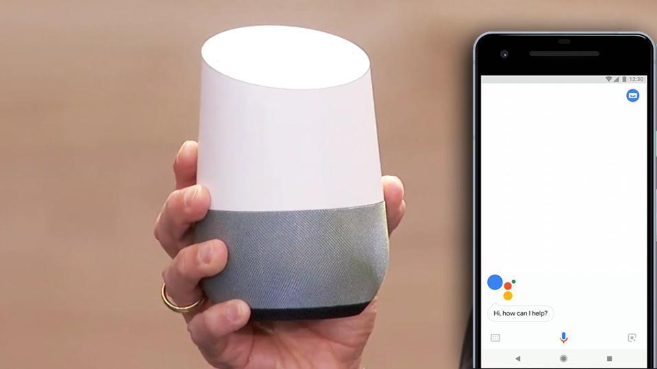 Google Assistant lansert i Sverige