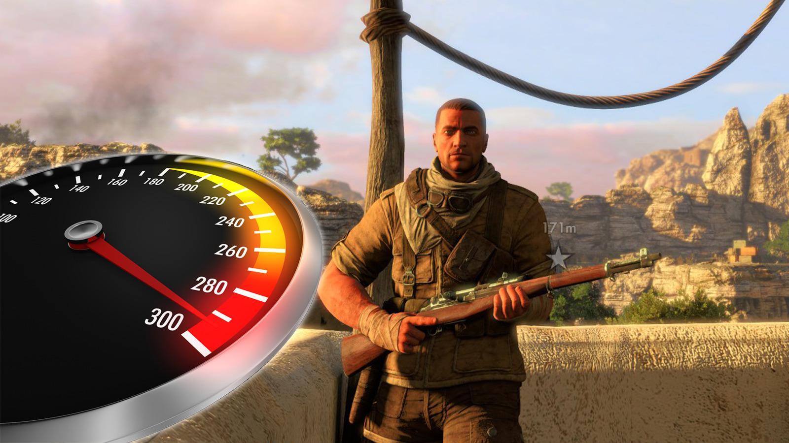 Sniper Elite III med Mantle og Direct X