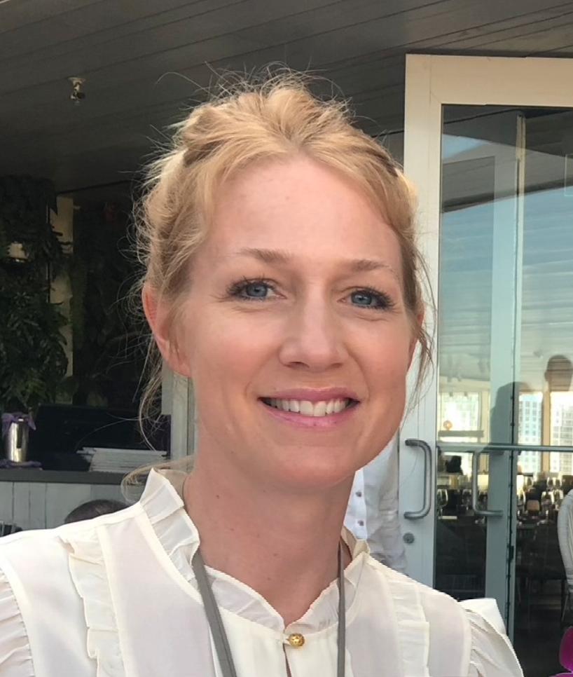 Maria Berglund Rantén är näringsterapeut och driver kliniken Nordic Wellth.