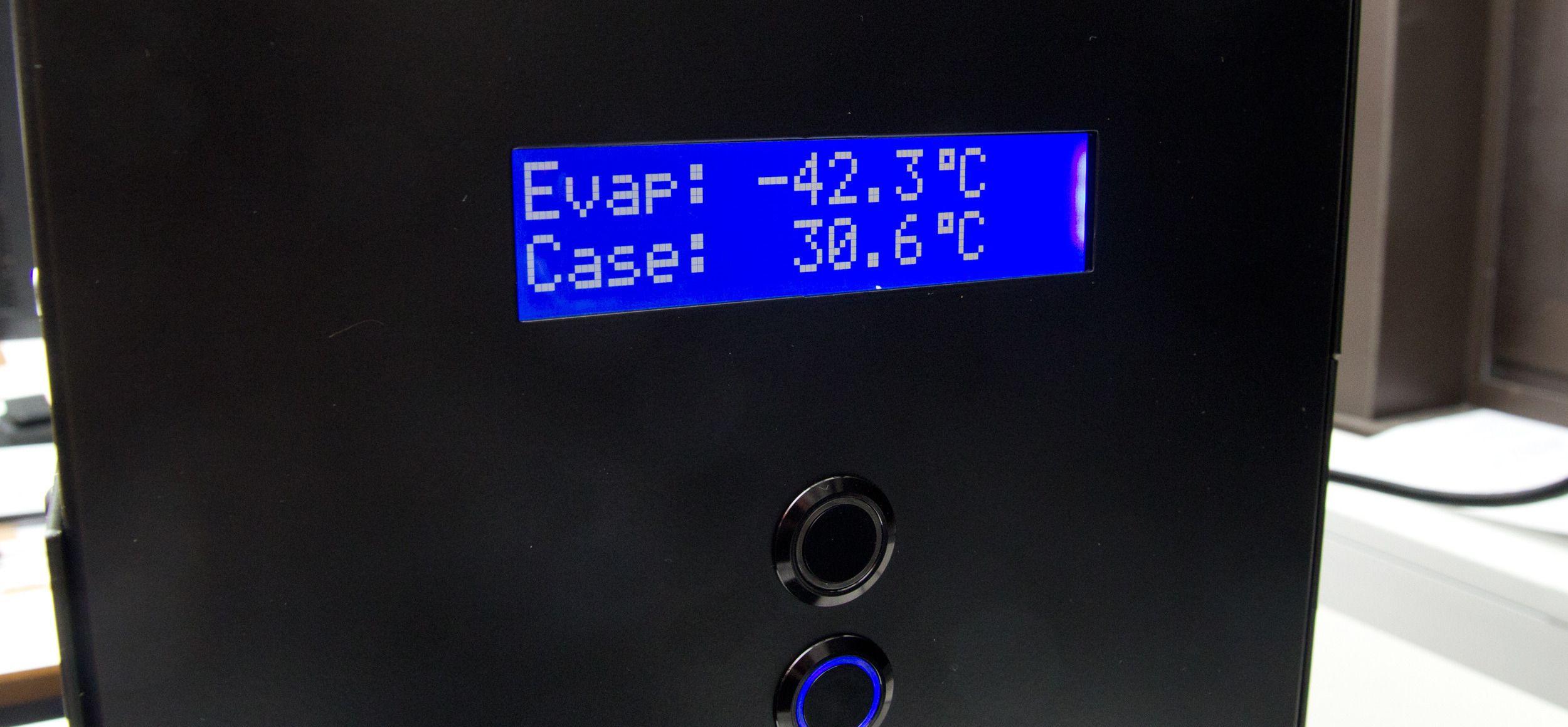 Grei temperatur..