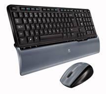 Logitech trådløs desktop S520