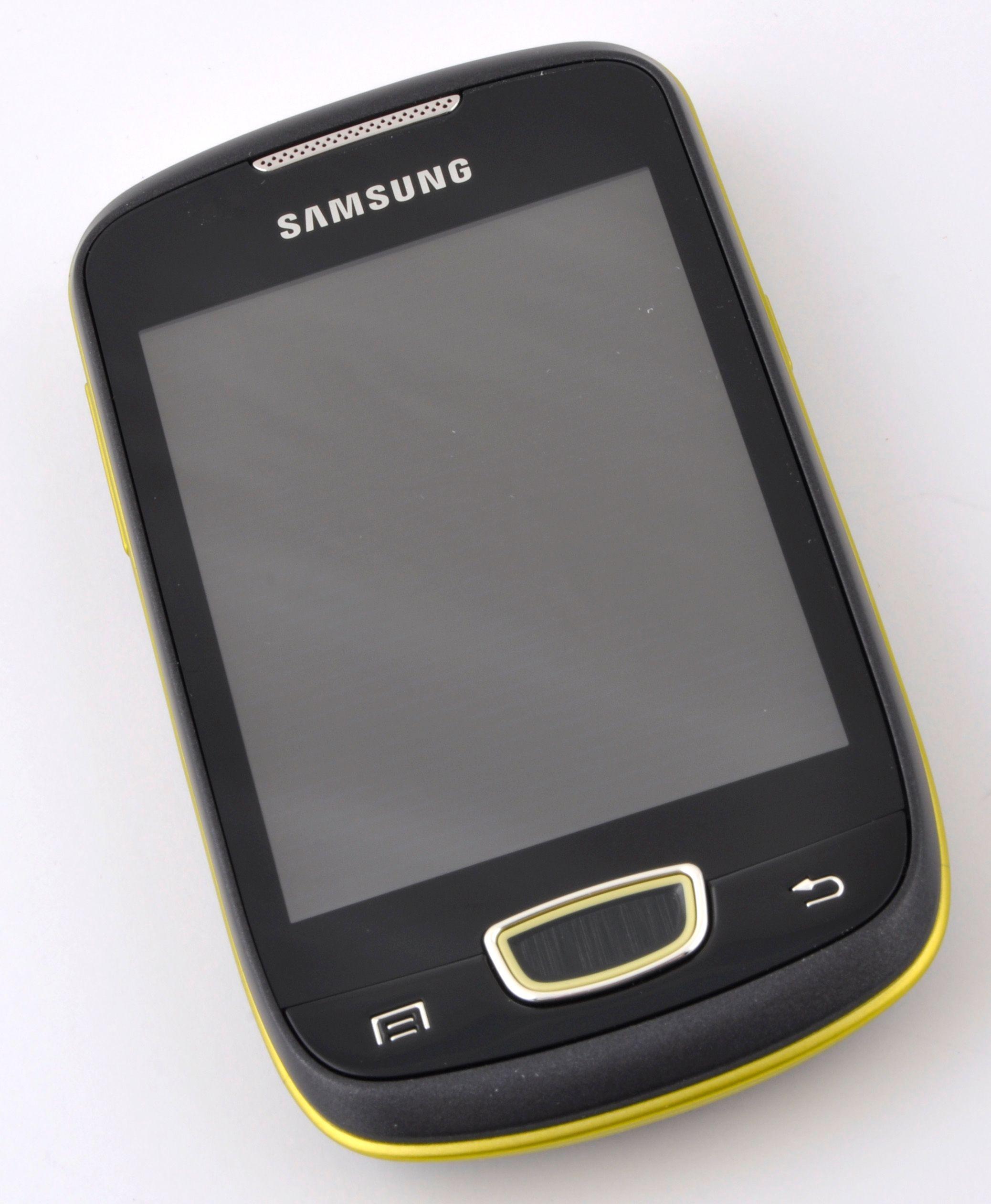 Galaxy Mini er minimal på noen områder, men er for stor til å kalles minimal.