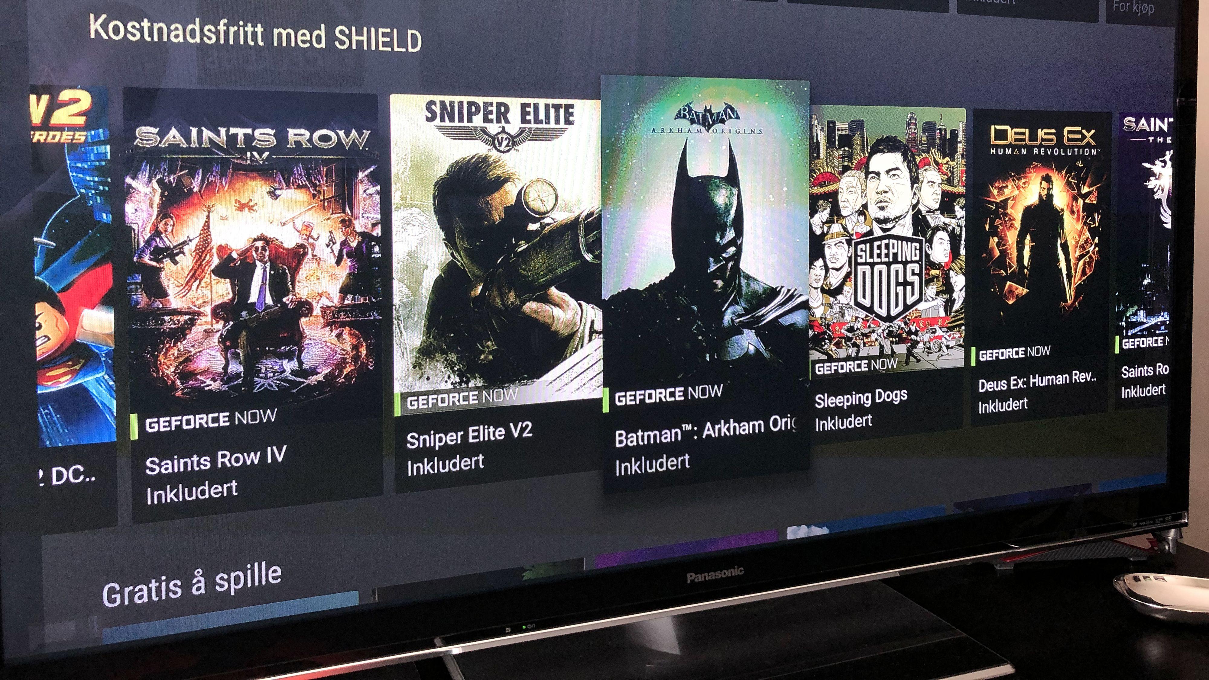 En Nvidia Shield strømmeboks gir deg enklest tilgang til GeForce Now betaen og en håndfull gratis spill å prøve ut.