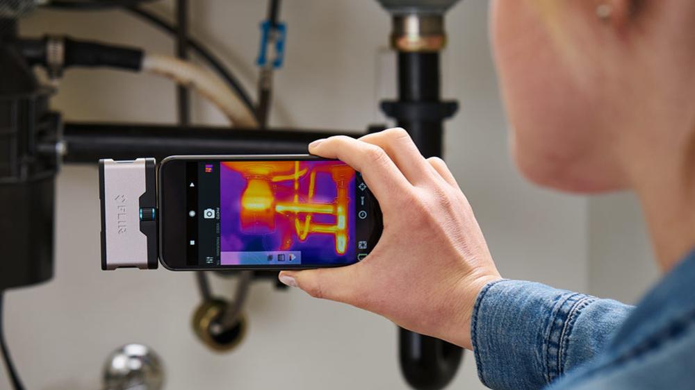 Nå har de varmesensitive kameraene til mobilen blitt enda bedre