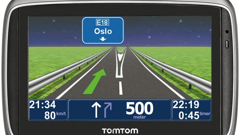 Test: Tomtom Go750
