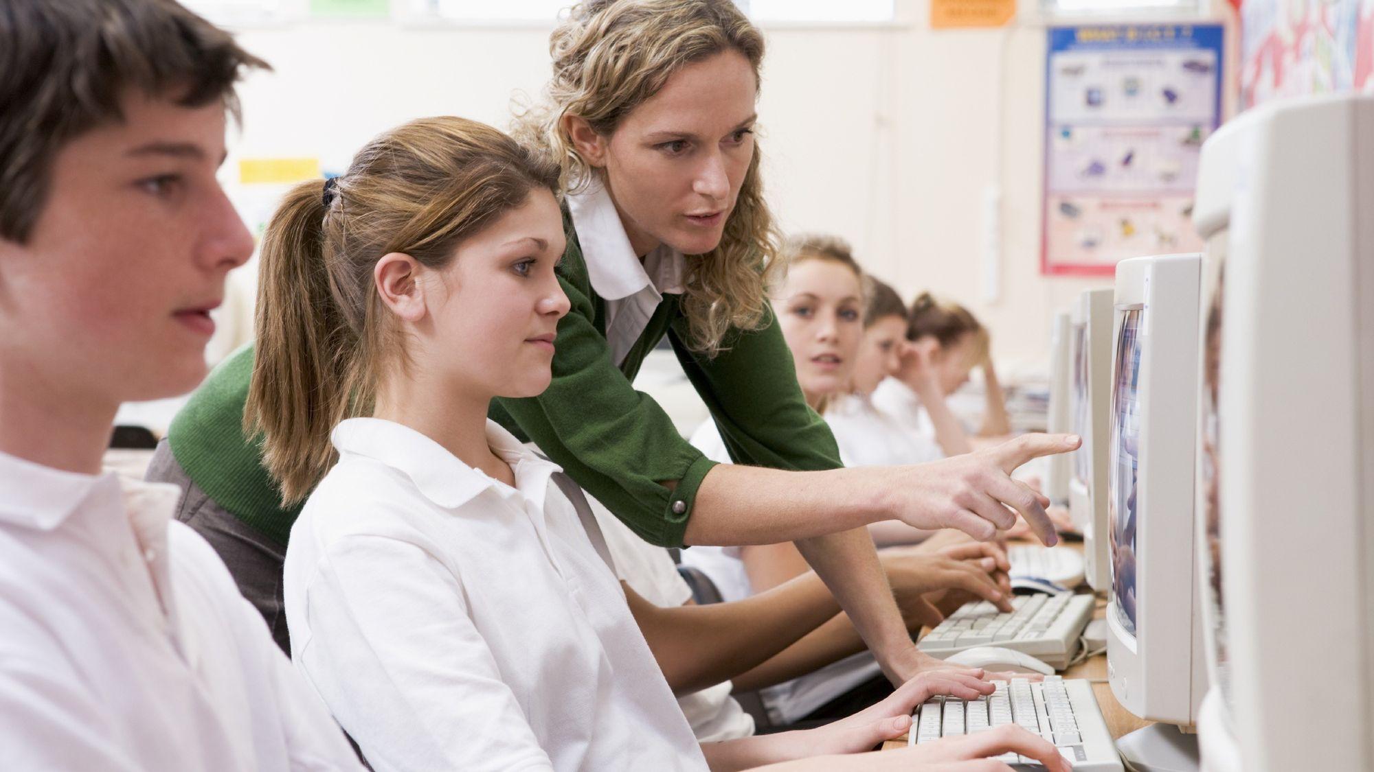 Norske IT-proffer vil lære ungdom å programmere