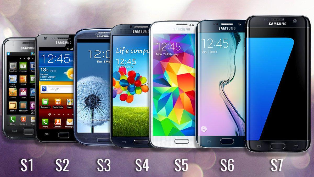 Sju år med Galaxy S i dag kommer neste modell Tek.no