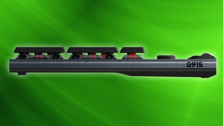 Logitech lanserer tastatur som både er tynt og mekanisk
