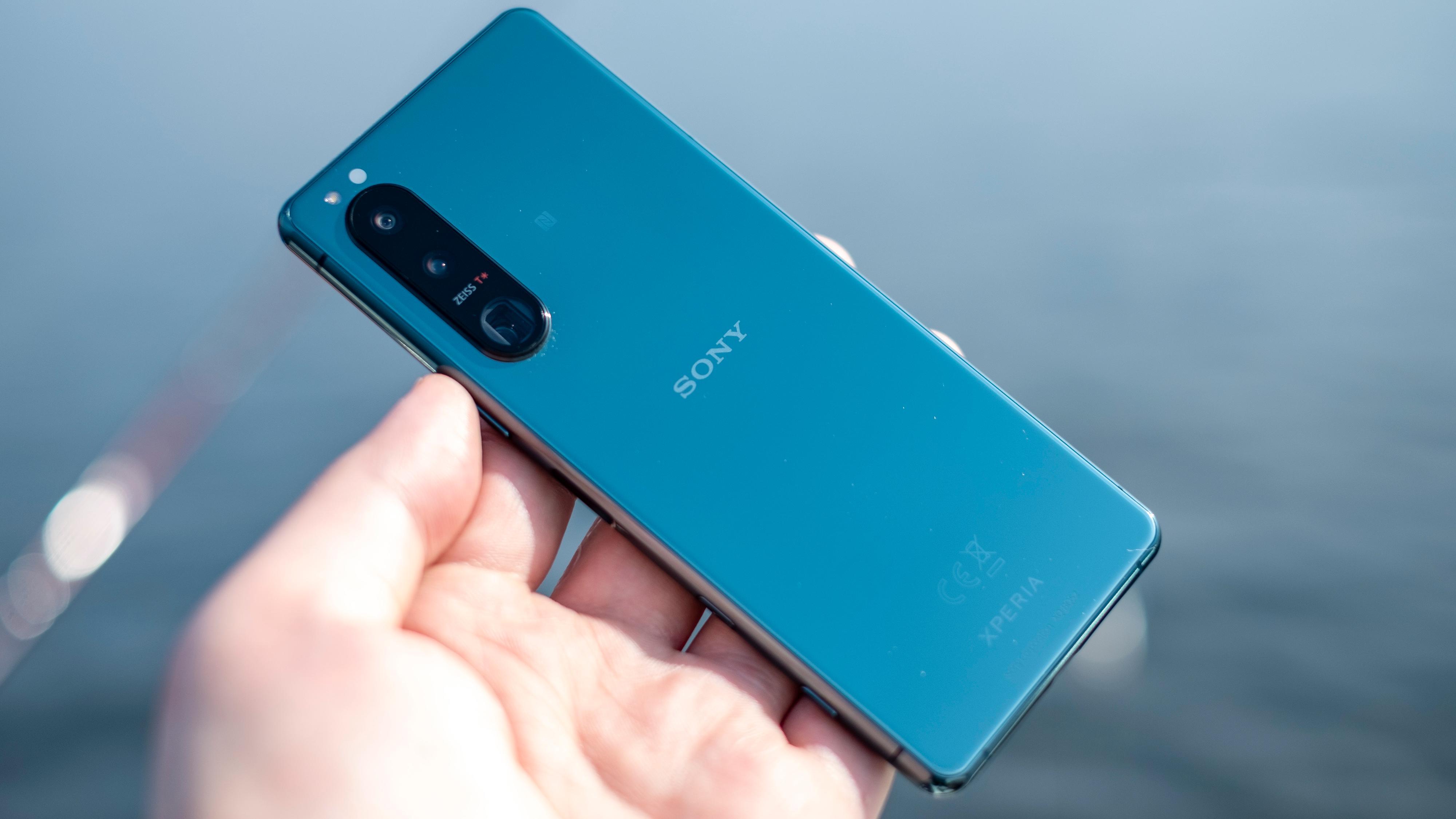 Kraftig og kompakt fra Sony