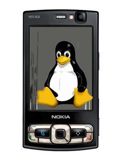 Det er usikkert om det bare er surfebrettene eller om også Nokias mobiler får Linux.