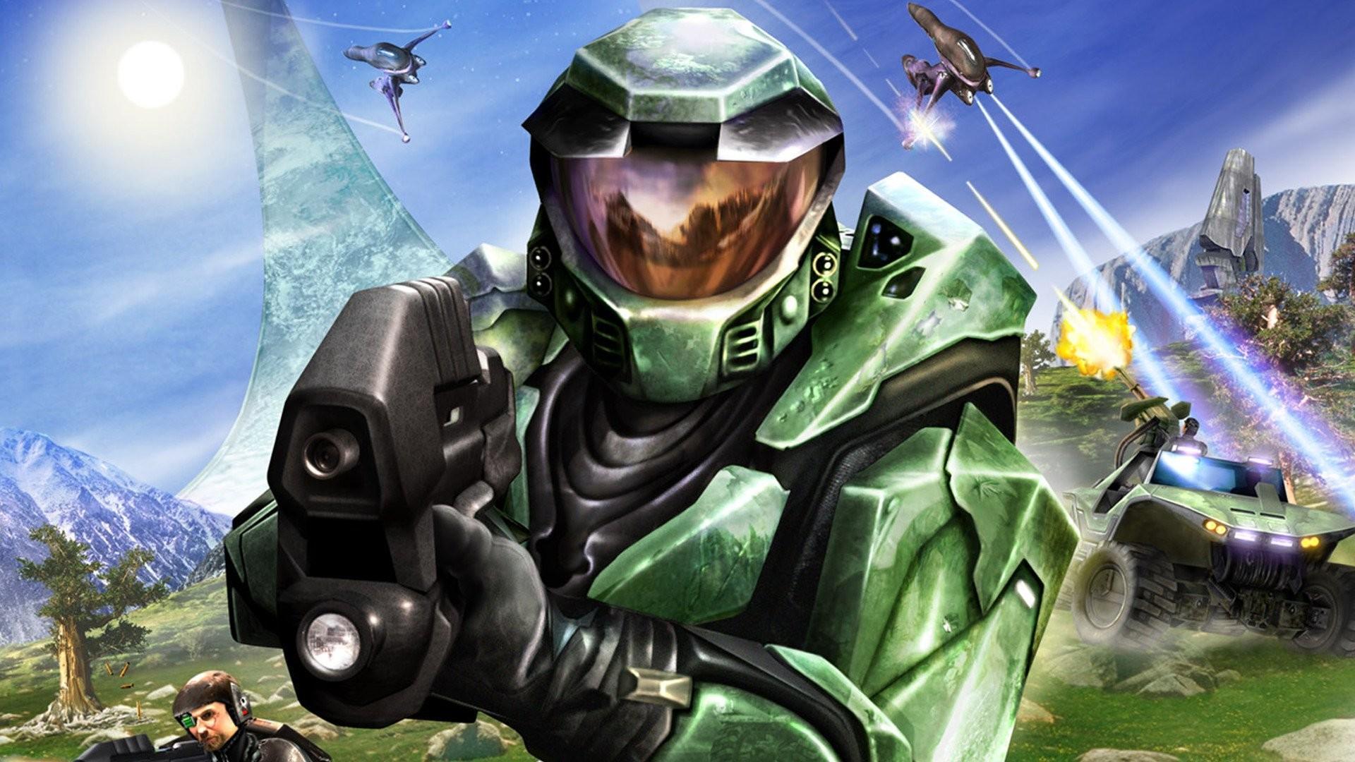 Nå kan du gjenoppleve Halo i oppusset drakt