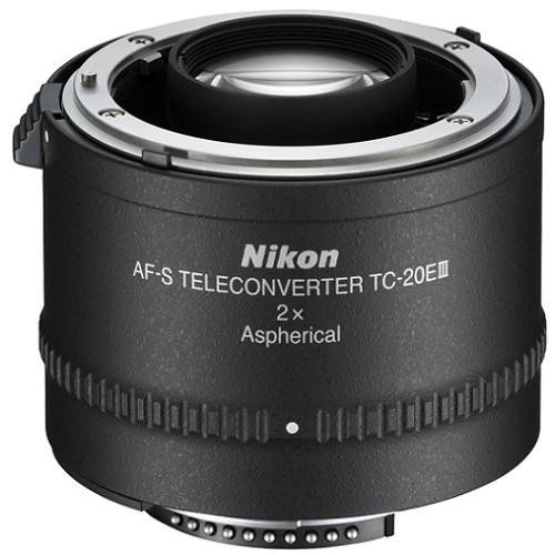 Nikon AF-S teleconverter 2X.Foto: Nikon