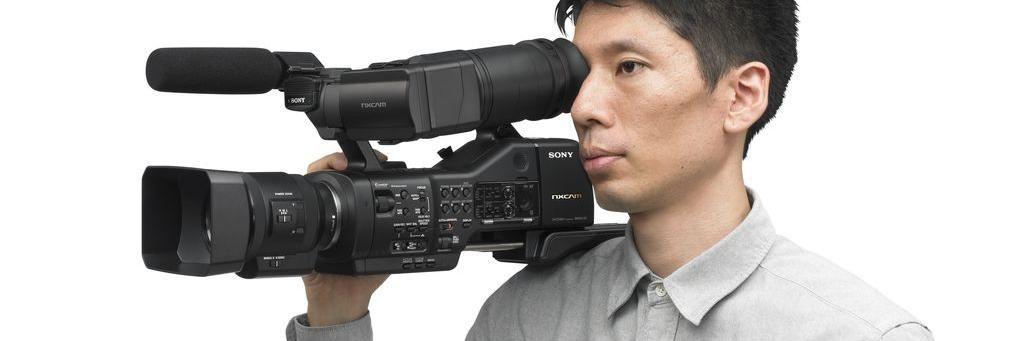 Sony lanserer alt-i-ett-videokamera
