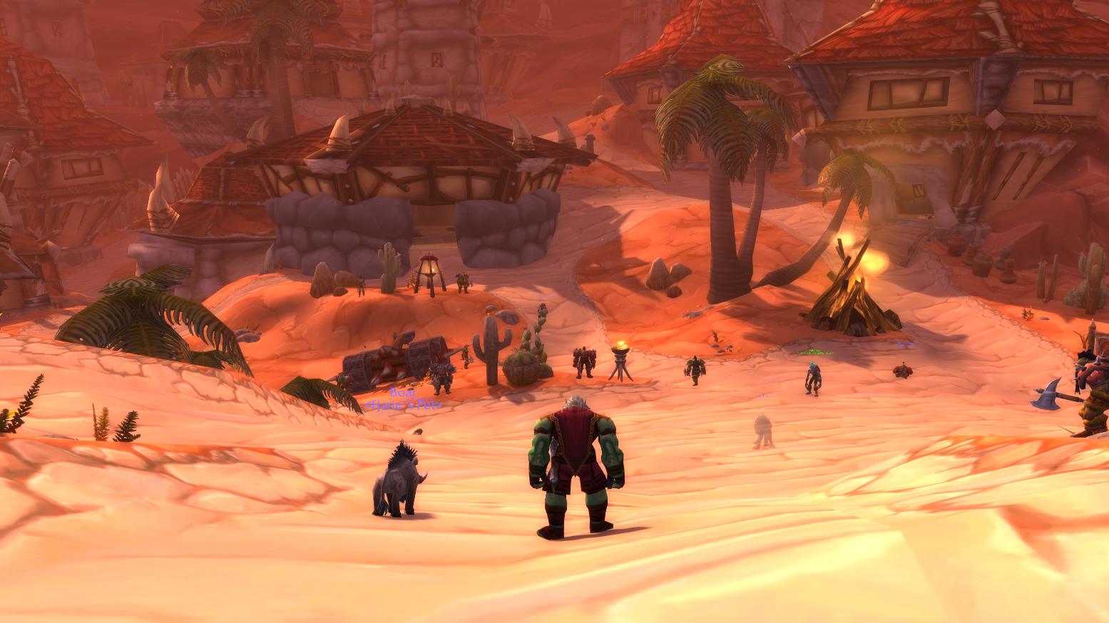 World of Warcraft Classic ble DDoS-angrepet i helgen