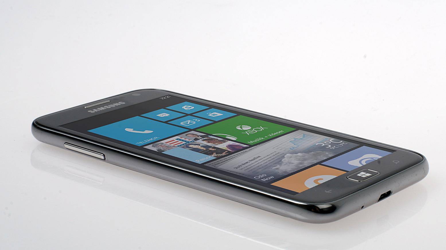Samsung Ativ S. Foto: Kurt Lekanger, Amobil.no