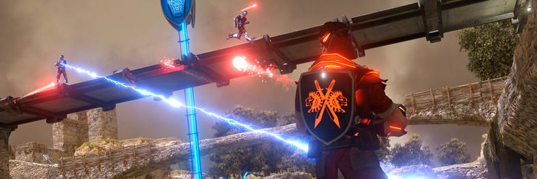 Sniktitt: Shootmania Storm (PC)