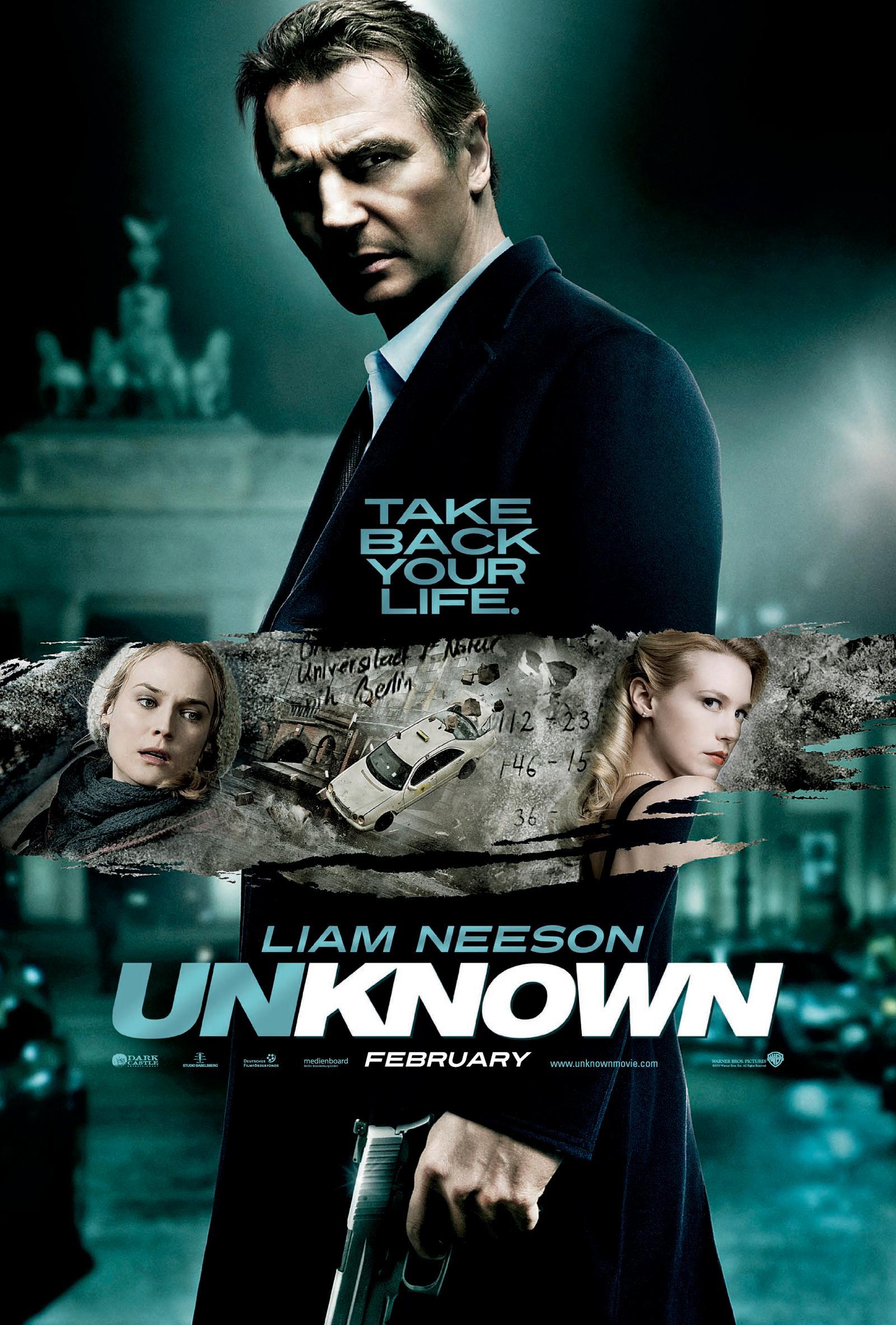 Unknown med Liam Neeson er også en av de første filmene som vil bli tilgjengelig i Home Premium