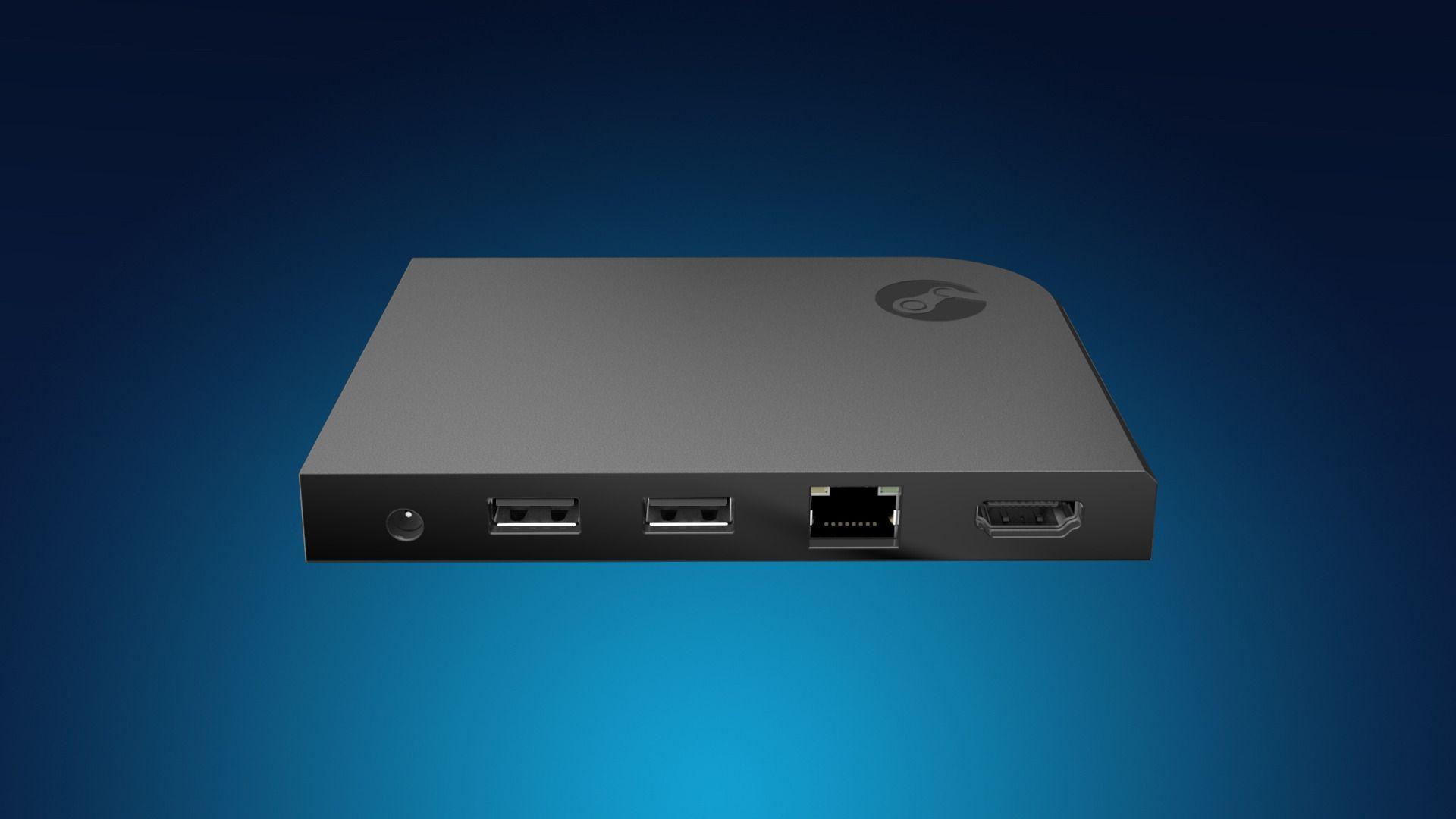 Steam Link-boksen er død, men en nyere Raspberry Pi kan visstnok ta over. Bilde: Valve