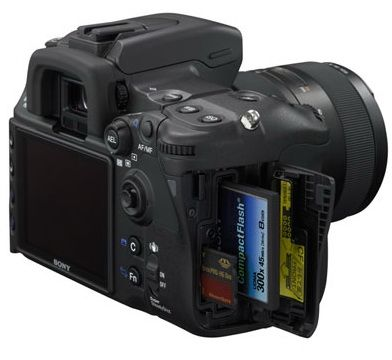 De fleste nyhetene er på baksiden av kameraet.
