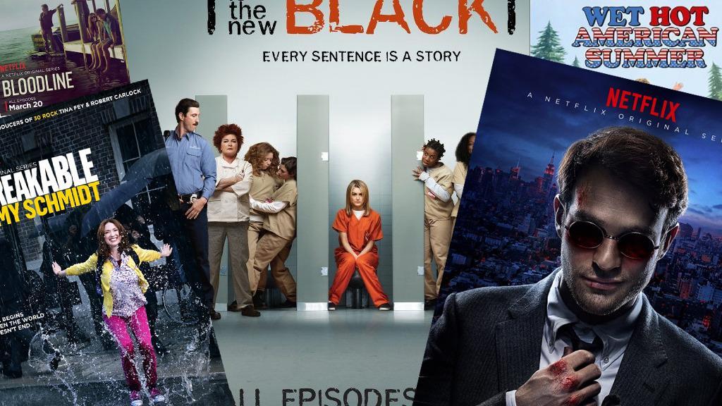 Disse nye Netflix-seriene får du se i år