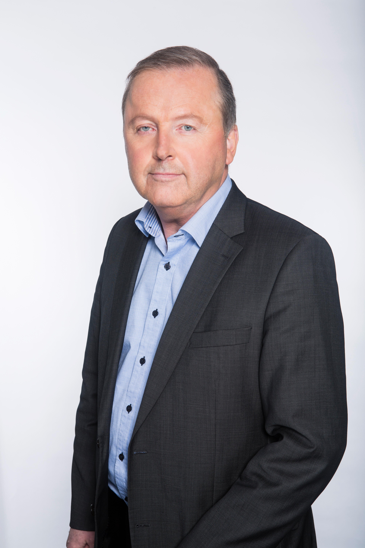 OneCall-sjefen Øistein Eriksen.