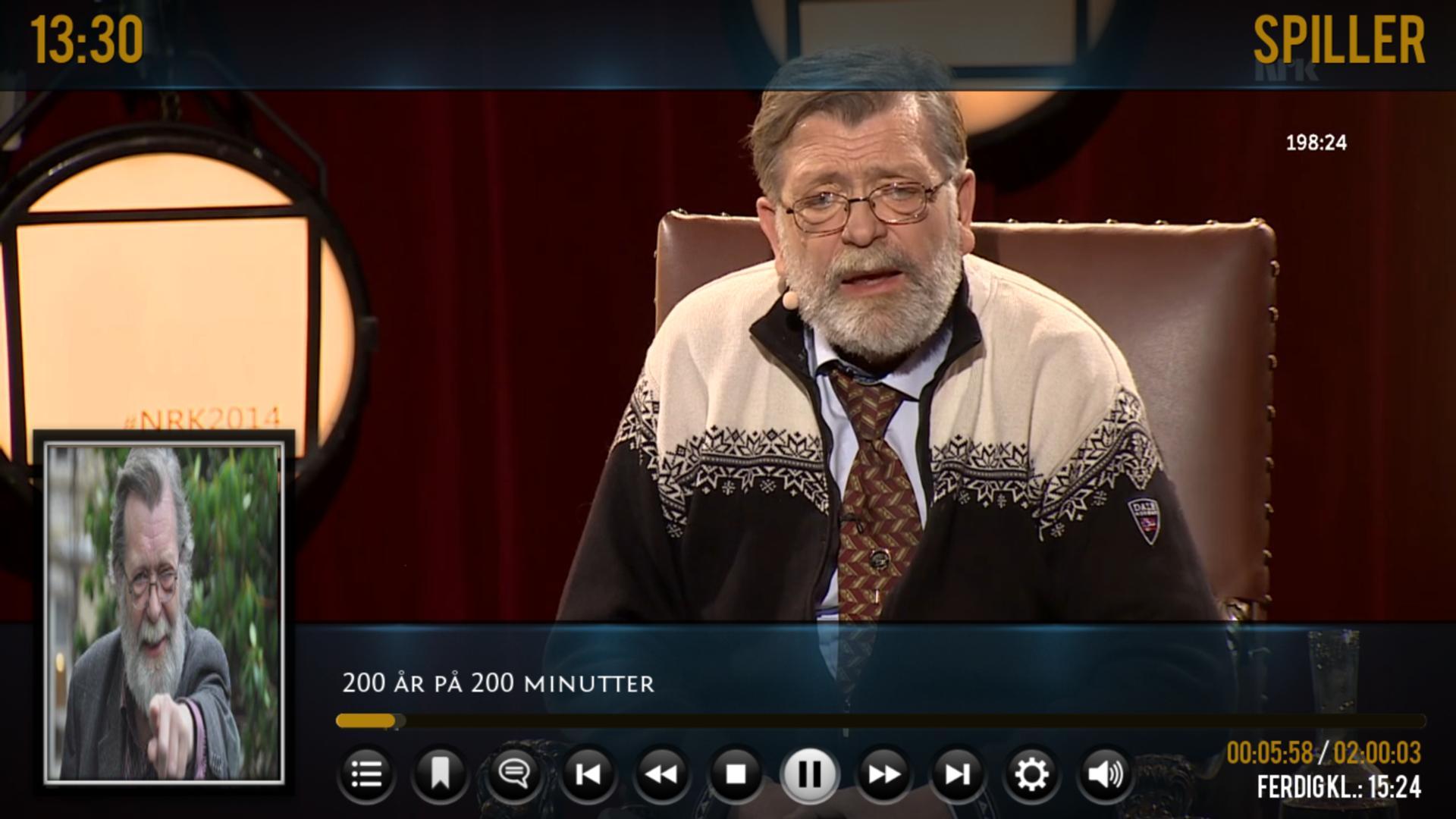 NRK kan da fikse lørdagsunderholdningen uansett, lisens eller ikke.