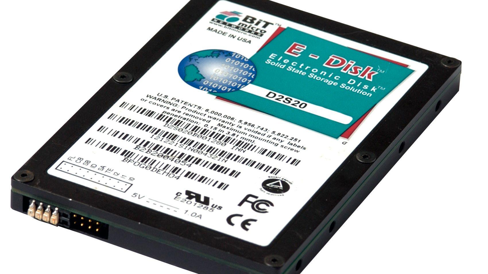 SSD av det voksne slaget