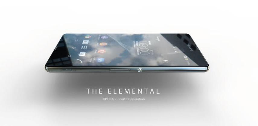 Ifølge Gizmodo er dette Sonys kommende toppmodell, Xperia Z4. Bildet skal ha dukket opp i forbindelse med den massive Sony-hacken i desember, og stamme fra e-poster som omhandler den neste James Bond-filmen.