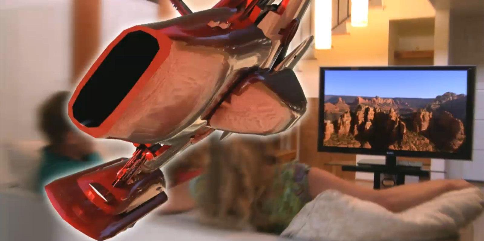 – Utenkelig at 3D-TV ikke tar av