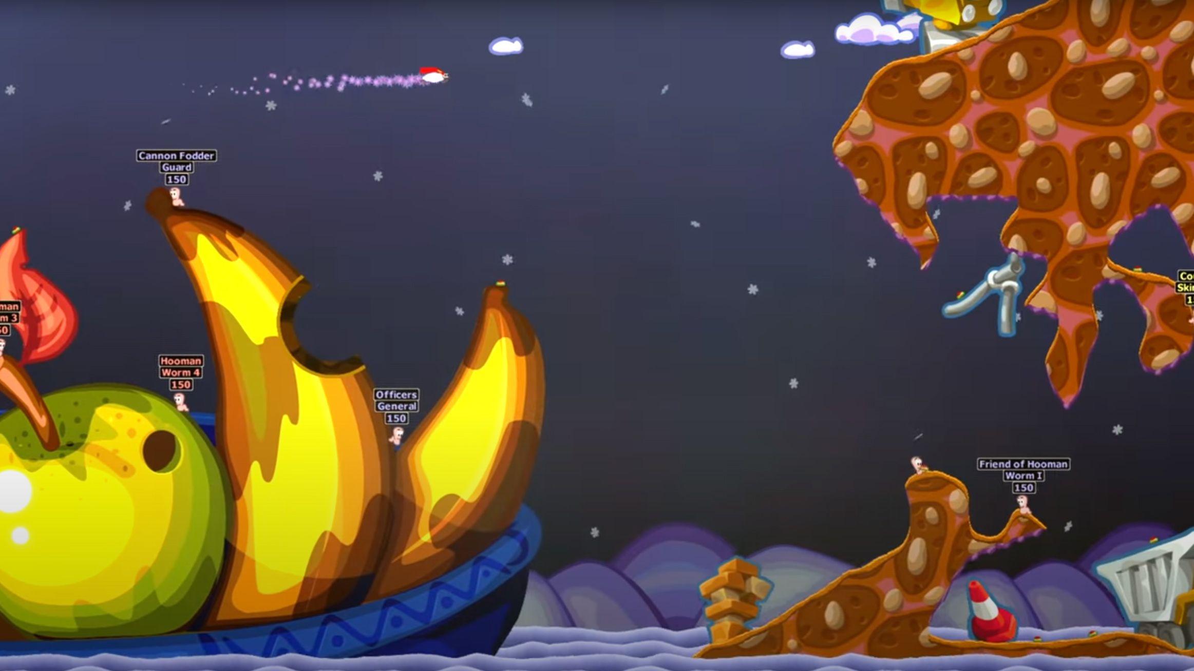 Oppdaterer «Worms Armageddon» - 21 år etter lanseringen