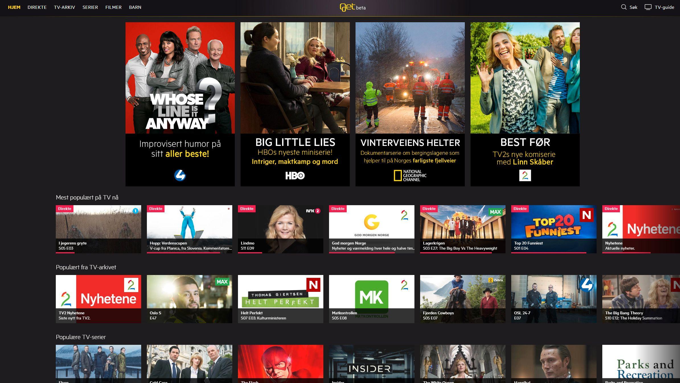 Get web-TV