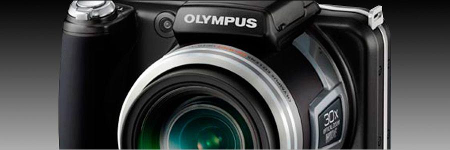Lengre zoom fra Olympus