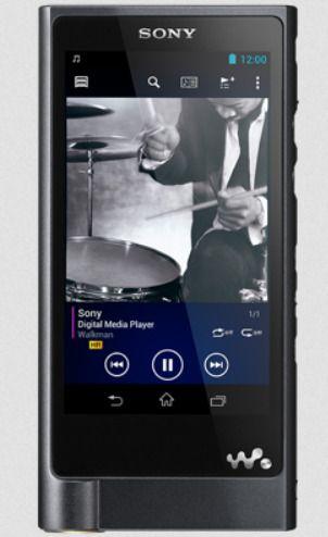 Her er den nye Sony Walkman.Foto: Sony
