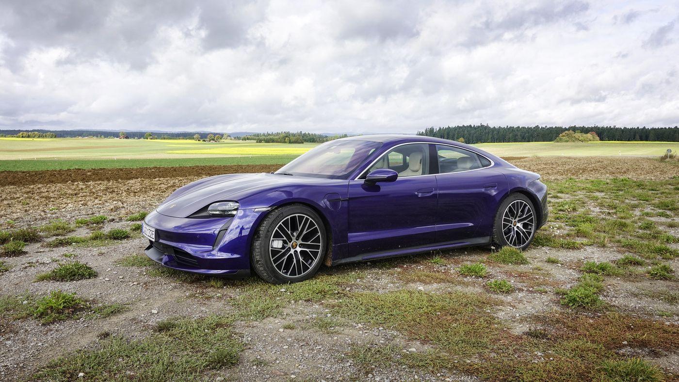 Porsche Taycan Turbo har fått gjennomgå i amerikanske EPAs testsyklus. Resultatet er ikke veldig oppløftende for Porsche.
