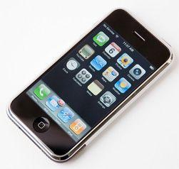 Apples iPhone (Foto: Simen J. Willgohs)