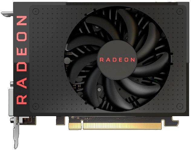 AMD RX 460.