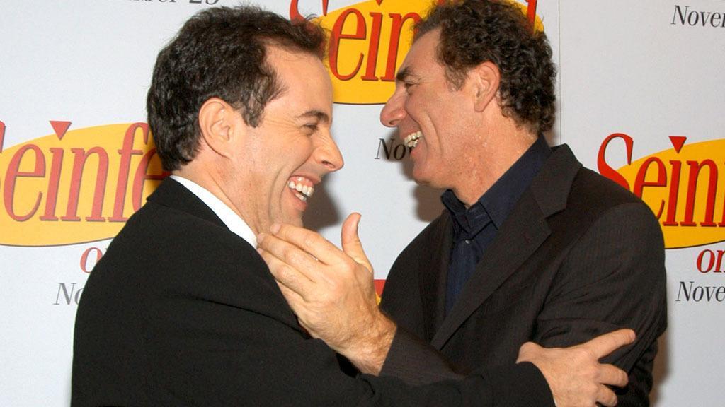 Seinfeld kommer til Netflix – i 4K