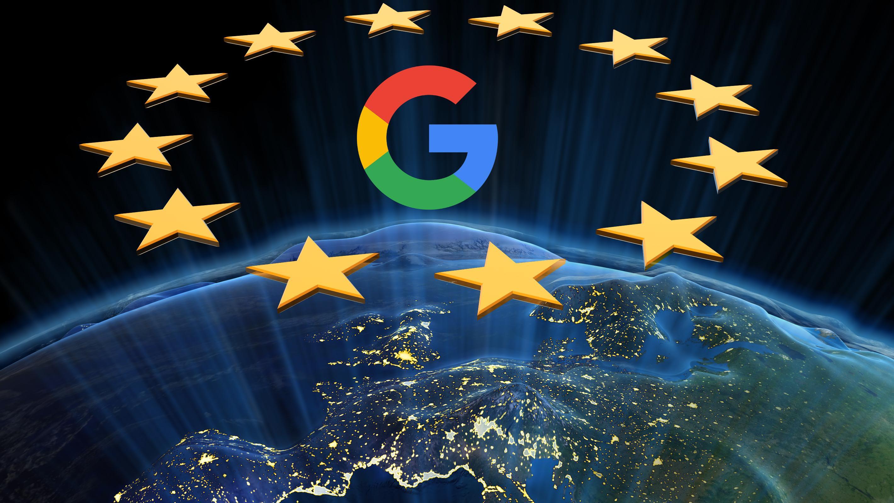 EU ga Google rekordbot: Nå slår Google tilbake